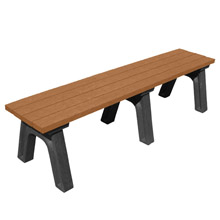 6ft. Poly Benches